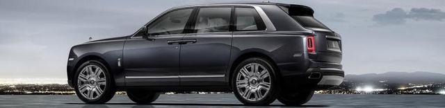 Rolls Royce Cullinan Rental Miami
