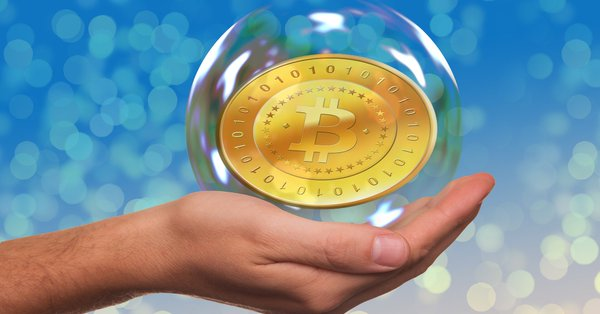 El precio del bitcóin se desploma