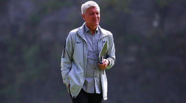 Jesús Ramírez adelanta que Pumas si tendrá refuerzos