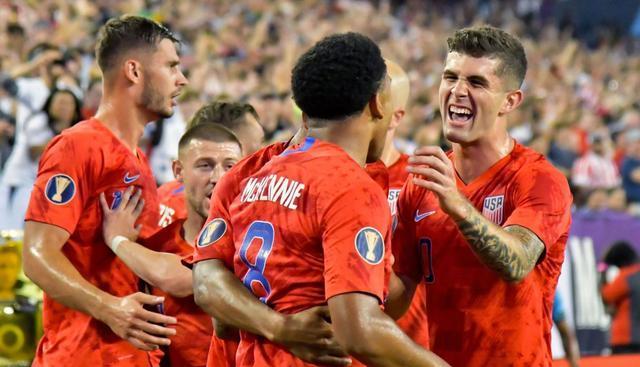 Resultado Estados Unidos vs Jamaica – Semifinal – Copa de Oro 2019