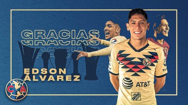 Comunicado del Club América sobre salida de Edson Álvarez al Ajax