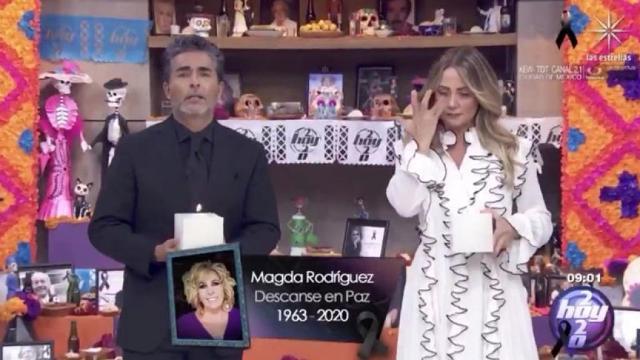 Programa Hoy – Lo mejor del especial por la muerte de Magda Rodríguez