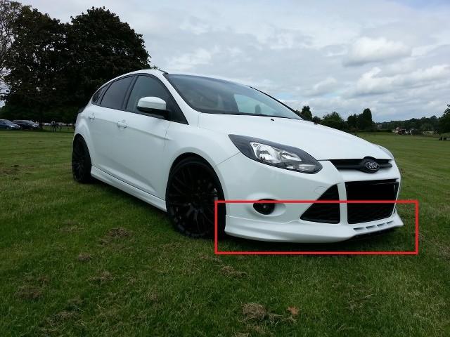 Ford Focus Body Kit >> Details About Ford Focus 3 Mk3 2010 2014 5d 5 Doors Full Body Kit Zetec S Look New