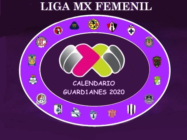 Calendario de la Liga MX Femenil ya esta listo