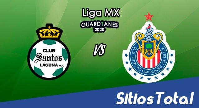 Santos vs Chivas en Vivo – Liga MX – Guardianes 2020 – Domingo 2 de Agosto del 2020