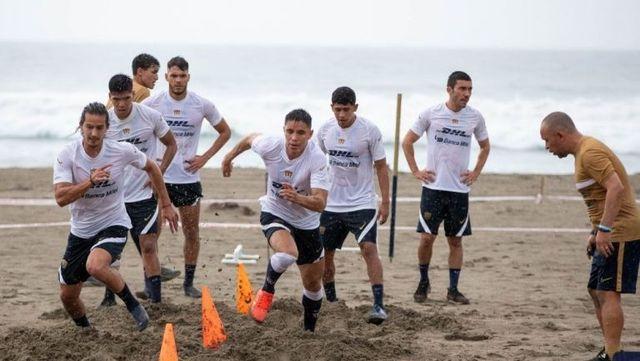 Pumas cancela su pretemporada en Acapulco