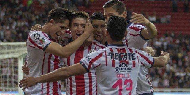 Chivas equipo con mas canteranos en la Liga MX