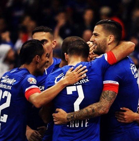 Resultado Cruz Azul vs León en J5 de Apertura 2018