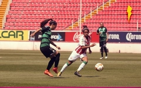 Resultado Necaxa vs Santos – Jornada 1 Apertura 2018 – Futbol Femenil