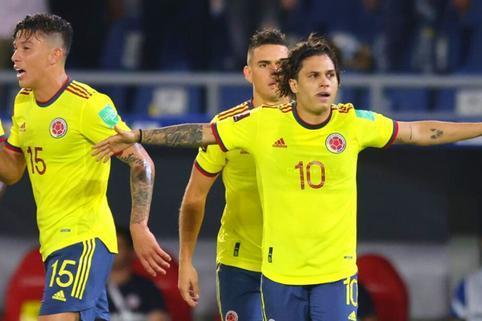 Resultado Colombia vs Chile – Eliminatorias CONMEBOL – Rumbo a Qatar 2022