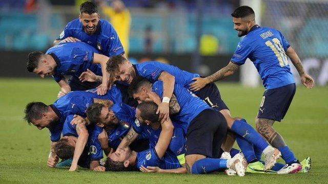 Resultado Italia vs Austria -Octavos de Final- Eurocopa 2021