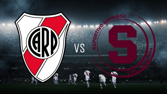 River Plate vs Saprissa en Vivo – Partido Amistoso – Domingo 8 de Julio del 2018