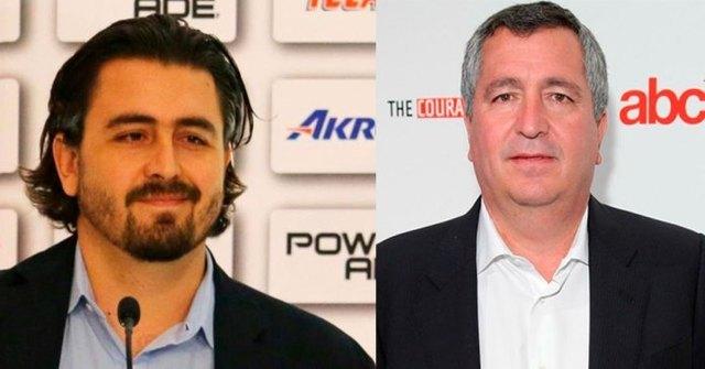Jorge Vergara aparece en redes para dar apoyo total a  su hijo