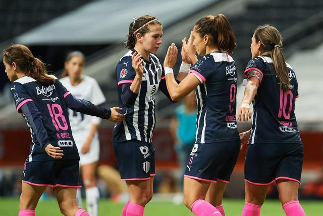 Resultado Monterrey vs Pumas – J19 – Apertura 2019 – Liga MX Femenil