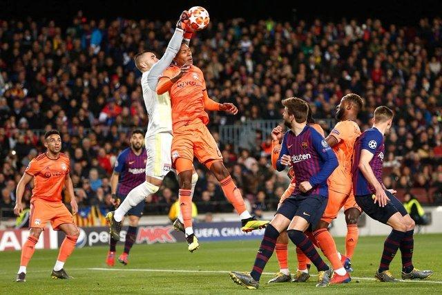 Resultado Barcelona vs Lyon – Octavos de Final –  Champions League