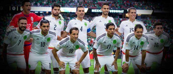 México fuera de la Copa América!