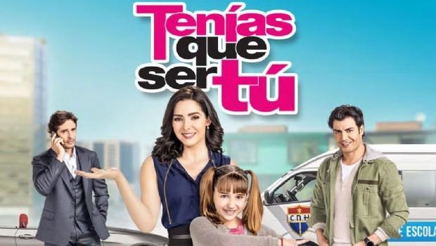 Tenias que ser tú en Vivo – Ver telenovela Online, por Internet y Gratis!
