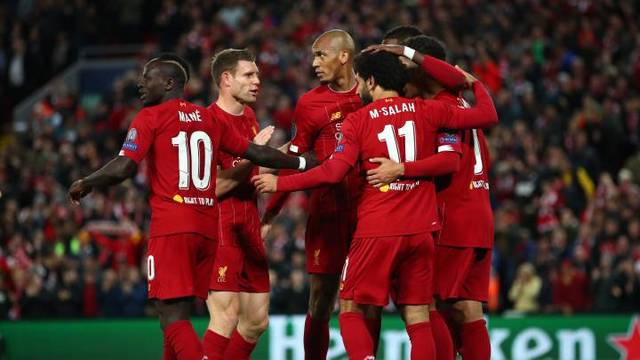 Resultado Liverpool vs FC Salzburg – Fase de Grupos -J2-  Champions League
