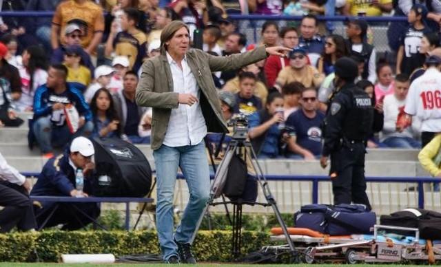 Director Deportivo de Pumas asegura que no afectará salida de Castillo y Gallardo