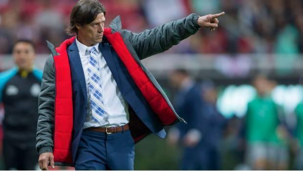 Almeyda confía en que Chivas repunte ya