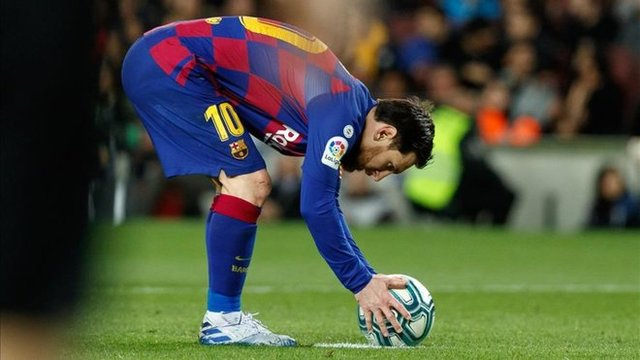 Barcelona el equipo que mas valor pierde por el COVID 19
