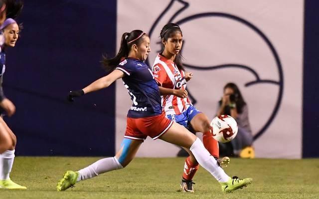 Resultado Atlético San Luis vs Chivas – J4- Liga MX Femenil