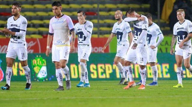 Posibles bajas de Pumas para el Clausura 2020