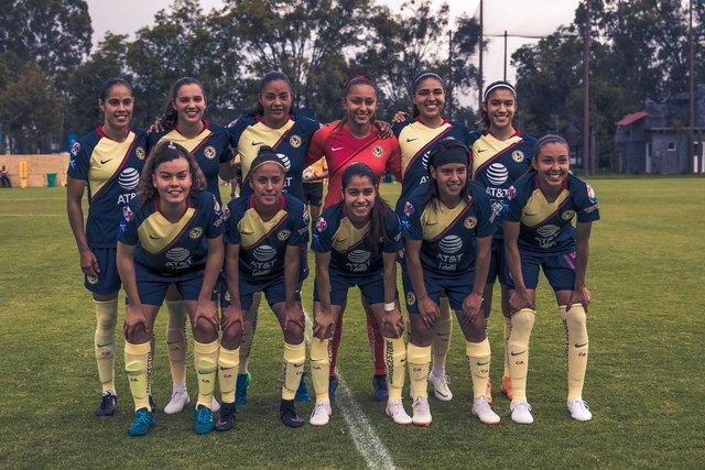 Resultado America vs Puebla – J4 Apertura 2018- Liga MX Femenil