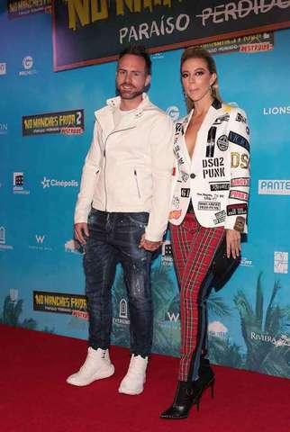 Fernanda Castillo y Erik Hayser se han comprometido