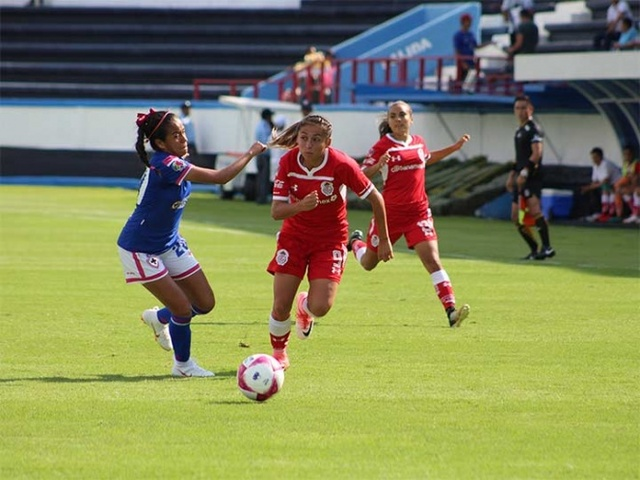 Resultado Cruz Azul vs Toluca – J13 Apertura 2018- Liga MX Femenil