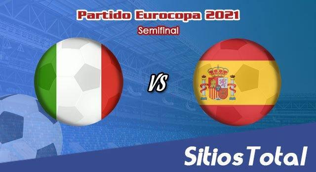 Italia vs España en Vivo – Eurocopa 2021 – Martes 6 de Julio del 2021