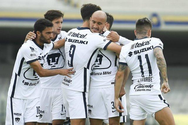 Resultado Pumas vs Monterrey – J4- Guard1anes 2020