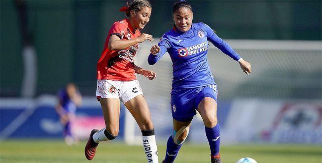 Resultado Cruz Azul vs Xolos Tijuana – Jornada 8- Guardianes 2021-  Liga MX Femenil