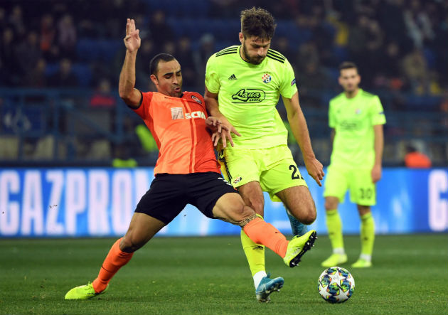 Resultado Shakhtar Donetsk vs Dinamo Zagreb – Fase Grupos –  Champions League