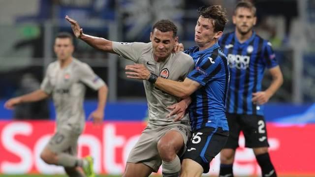 Resultado Atalanta vs Shakhtar Donetsk- Fase de Grupos –  Champions League