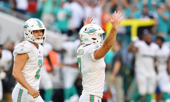 Resultado Osos de Chicago vs Delfines de Miami – Semana 6 – NFL