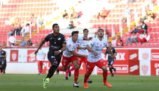 Resultado Necaxa vs Celaya – J4 – Copa MX – Apertura 2019