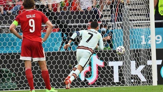 Resultado Hungría vs Portugal  -Fase de Grupos- Eurocopa 2021