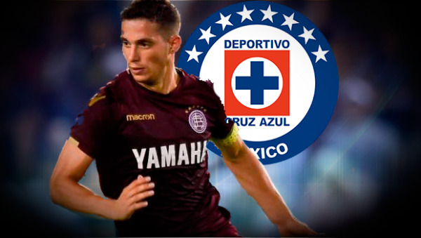 Iván Marcone ya llegó a México para exámenes médicos