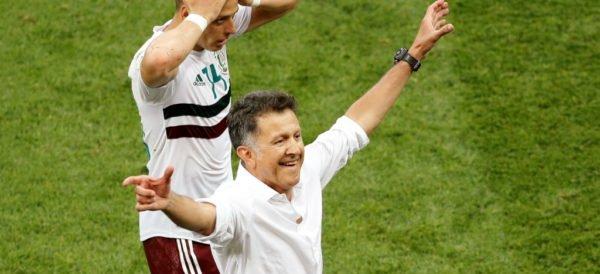 Juan Carlos Osorio calma, humildad y concentración