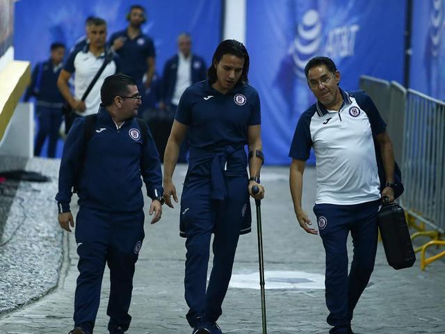 'Jerry' Flores y su situación en Cruz Azul