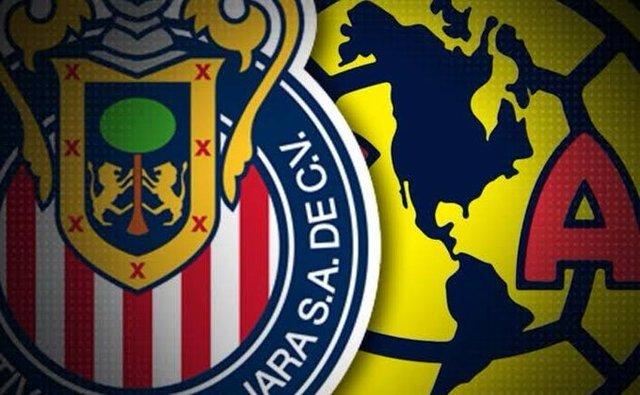 América vs Chivas en Vivo – Partido Amistoso – Domingo 5 de Septiembre del 2021