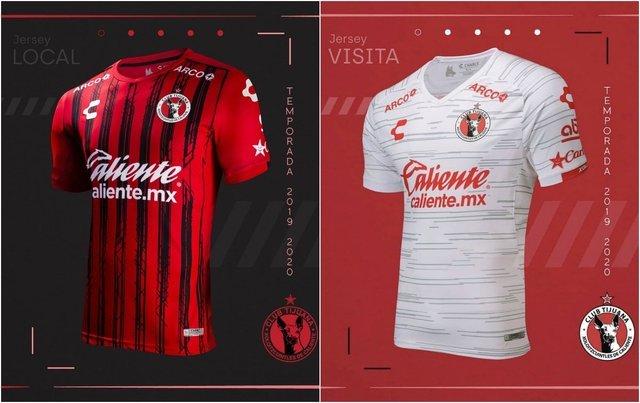 Xolos presenta playeras para Apertura 2019