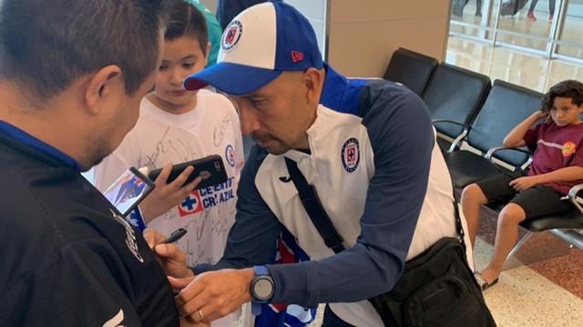 Conejo Pérez asegura que es importante que Cruz Azul sume títulos