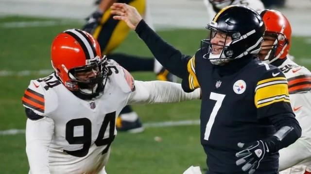 Resultado Cafés de Cleveland vs Acereros de Pittsburgh – Ronda comodines – NFL 2020