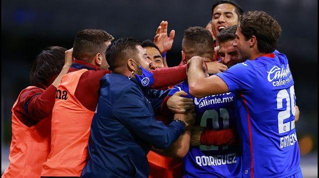 Cuatro bajas tendrá el Cruz Azul para enfrentar a Tigres