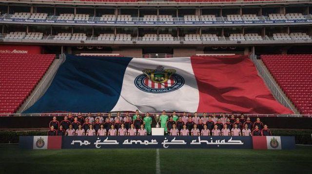 Chivas realizó la foto oficial del plantel que participará en el Mundial de Clubes
