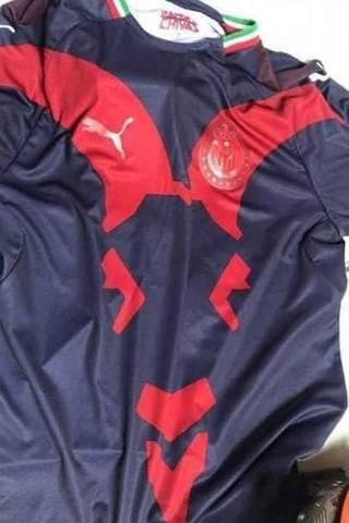 Posible uniforme de Chivas para el Mundial de Clubes
