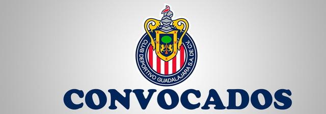 Convocados de Chivas para el partido contra Morelia