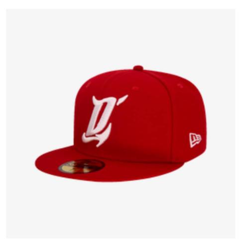 Gorra Roja Diablos Rojos de México